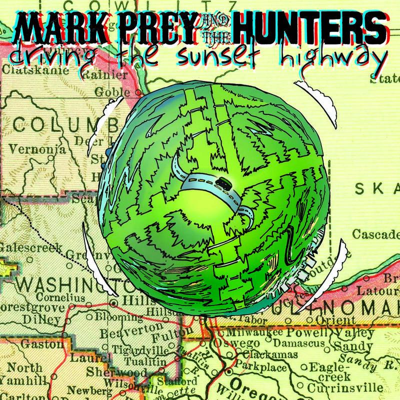 Markpreyandthehunters